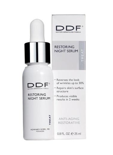 DDF  Restoring Night Serum 25 Ml Renksiz